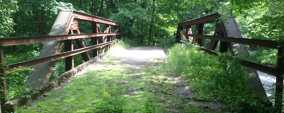 Old Wauponsee Bridge